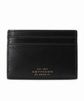 SMYTHSON WIGMORE FLAT CARD HOLDER(ブラック)