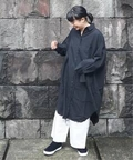 【S°N / エス エヌ】 Over shirt