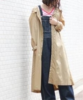 TRADITIONAL WEATHERWEAR×SLOBE別注 フード付きアウター◆