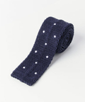 FSC TAILOR GERMANY KNIT TIE DOT