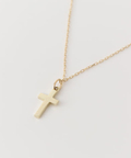 LES BON BON cross necklace