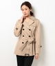 アニエスベー【agnes b.】 【To.b by agnes.b】 WE44 MANTEAU