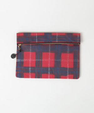 and check clutch bag