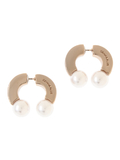 【GEMMA】DOUBLE PEARL PIERCE