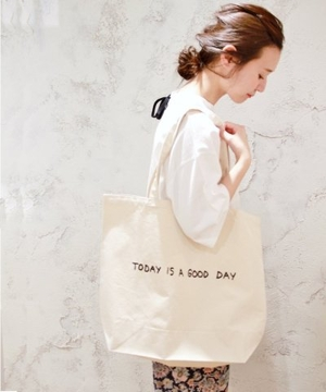 MARK GONZALES GOOD DAYトートバッグ◆