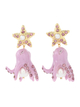 PAMEO POSE 【77th】Octopus Earring