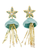 PAMEO POSE 【77th】Jelly Fish Earrings