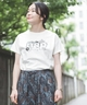 DOORS marble sud 別注 nap t-shirts