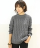 M.MARTIN Cable KNIT◆