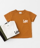 Lee×DOORS-natural- Print Pocket T-SHIRTS(KIDS)