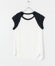 DOORS unfil sleeveless baseball T-shirts
