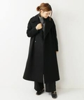 THE RERACS WOOL CASHMERE COAT◆