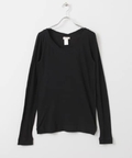 MILFOIL S. JERSEY THIN LONG-SLEEVE T