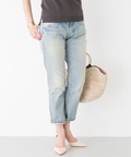 Munich  10years aged denim slouch pants