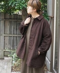 【HTS】 MOLESKIN OVER COAT◆