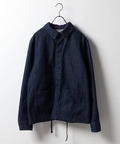 SKU BLANKET LINED DENIM WORK JACKET