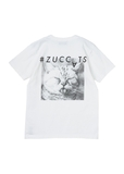 ZUCCa / #ZUCCATS T / カットソー 白