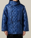 MONITALY / モニタリー Hooded Quilted Jacket