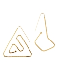 ASYMMETRY TRIANGLE PIERCE