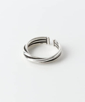 PHILIPPE AUDIBERT Alicia twist Ring