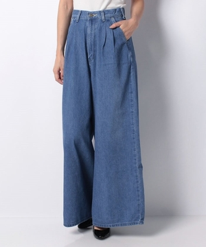 【Lee】WIDE PANTS