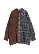 ネ・ネット / pickable check shirts / ブ…