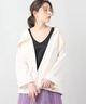 レディース 【Co/コー】COTTON WOOL MILITA…