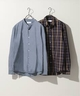 SENSE OF PLACE 【UOMO掲載】417 SPECIAL 2PACK SHIRTS / 2…