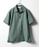SKU S/S POPLIN SIMPLE CAMP SHIRT ジャー…