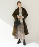 レディース 【HTS】 COTTON BALMACAAN COAT…