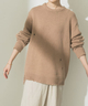 soe WOMEN Crewneck Grungy Sweater