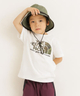 THE NORTH FACE S/S Camo Logo T-shirts(KIDS)
