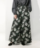 titivate レディース JACQUARD WIDE PANTS シティシ…