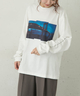 アルアバイル【allureville】 JANE SMITH MANHATTAN BRIDGE LONG-SLEEVE