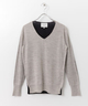 BEIGE, KEITH KNIT