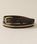 TORY LEATHER / トーリレザー CLINCHER BELT 3/4