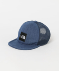 THE NORTH FACE Baby Square Logo Mesh Cap(KIDS)