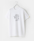 Cat's ISSUE Tシャツ KAGAMI KEN