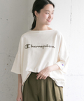 Champion REVERSE WEAVE BOATNECK T-SHIRTS