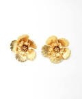 【MARIE GOLD】Flower ピアス